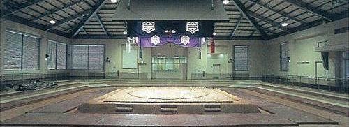 高知市総合運動場相撲場