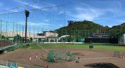 総合運動場野球場
